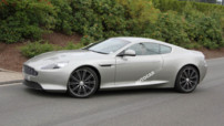 Aston Martin DB9 2013 Scoop