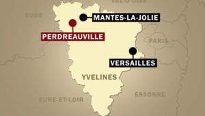 Carte Yvelines