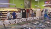 Crise du lait : les producteurs ne désarment pas