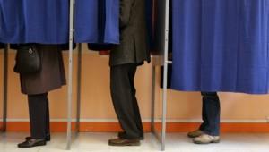 isoloir vote élection bulletin électeur
