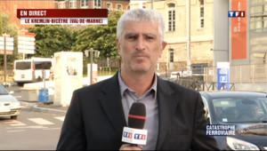 """Le 20 heures du 13 juillet 2013 : D�illement de Br�gny : """"moins de 20 bless�encore hospitalis� - 973.18"""