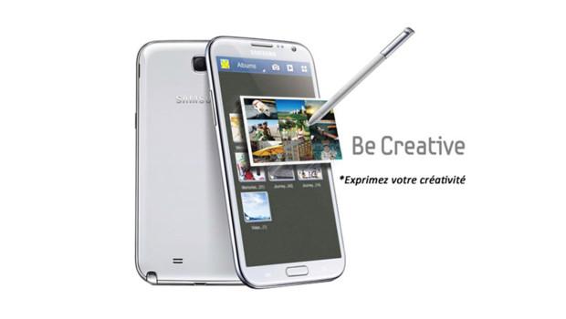 Le Samsung Galaxy II