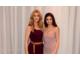 Selena Gomez pose aux cotés de son idole Céline Dion