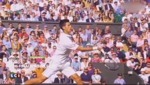 Wimbledon : suivez la demi-finale Gasquet/Djokovic sur TMC