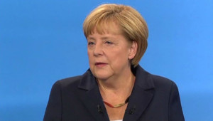Angela Merkel, le 3/9/13
