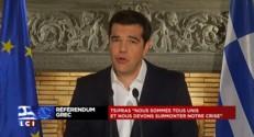 """Dette grecque : """"Il existe des solutions justes et viables"""", affirme Tsipras"""