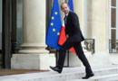 Jean-Jacques Urvoas au palais de l'Elysée le 31 octobre 2013