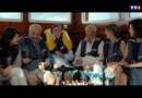 Le 20 heures du 19 avril 2015 : Auteuil, Berléand, Jugnot, trois amis sur un bateau - 2383.958