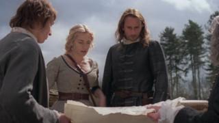 EXCLUSIF - Les Jardins du roi : Kate Winslet et Mathias Schoenaerts dans un extrait du film
