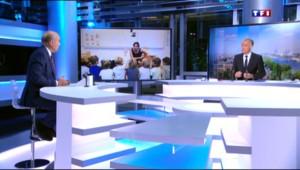 Salaire des professeurs : sur TF1, Juppé répond aux attaques de Vallaud-Belkacem