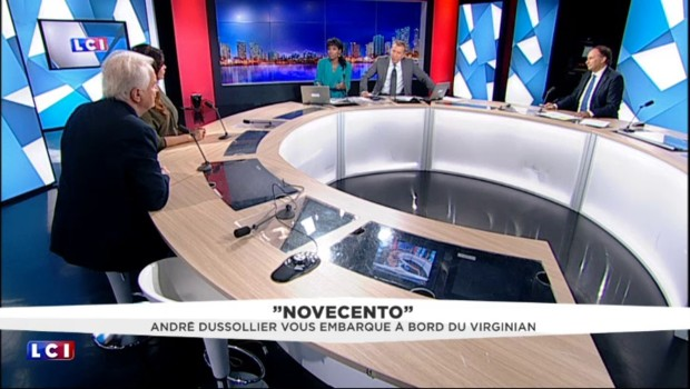"""Théâtre : l'acteur André Dussollier remonte sur les planches avec """"Novecento"""""""