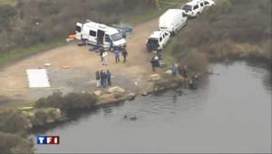 Une partie du corps démembré de Laetitia Perrais avait été découvert début février dans un plan d'eau à Lavau-sur-Loire.