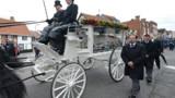 Funérailles intimes de Robin Gibb, le chanteur des Bee Gees