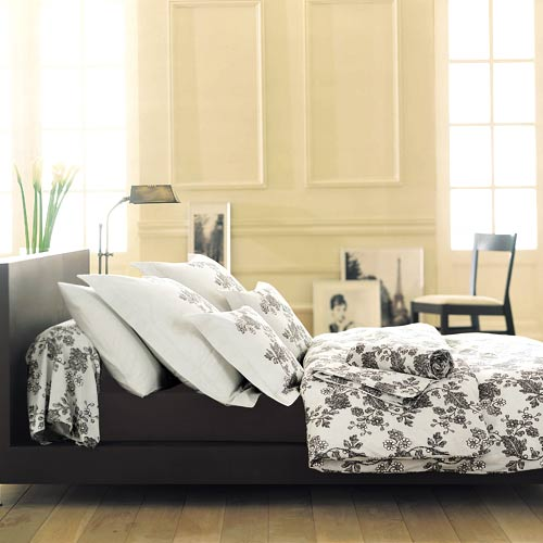 d coration linge de lit chouettes ces couettes tendances d co d co. Black Bedroom Furniture Sets. Home Design Ideas