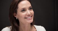 Angelina Jolie en décembre 2014