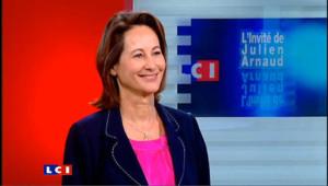 LCI - Ségolène Royal est l'invitée politique de Julien Arnaud