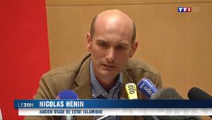 Le 20 heures du 7 septembre 2014 : Nemmouche ge�r en Syrie : la r�lation qui divise les ex-otages - 278.82300000000004