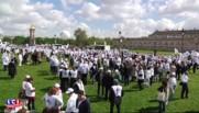 Loi Travail : des syndicats rassemblés aux Invalides pour plusieurs revendications