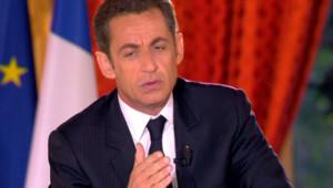 Nicolas Sarkozy Élysée