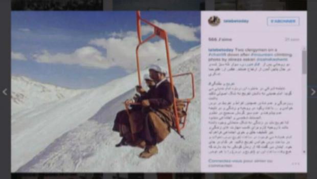 Ski, selfies et foot... Quand les imams font leur pub