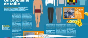 Un problème de taille dans les tailles de vêtements: une enquête se penche dessus pendant les soldes