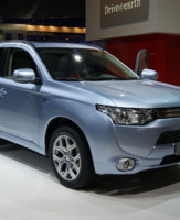 Mitsubishi Mondial Auto 2012