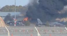 Avion Crash Espagne