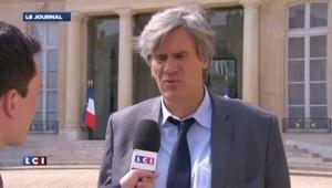 """Explosion au siège du PS de Carcassonne : """"surpris"""", Le Foll ne comprend pas"""