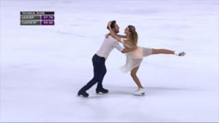 Le couple Papadakis-Cozeron : les nouvelles étoiles du patinage français ?