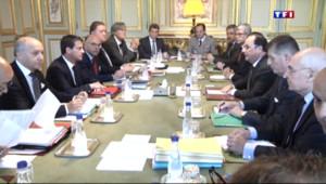 """Le 13 heures du 24 juin 2015 : Écoutes de la NSA : """"Des faits inacceptables"""" pour les autorités françaises - 515"""