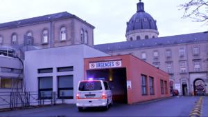 Le CHU d'Angers. Photo d'illustration.