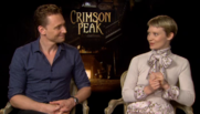 "Mia et Tom en interview pour ""Crimson Peak"" de Guillermo del Toro"
