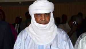 Mohamed Akotey en mai 2014