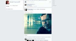 Rolf Buchholz sur son compte Facebook