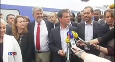 """Valls : Taubira chez les frondeurs """"ne remet pas en cause"""" """"la cohésion"""" du gouvernement"""
