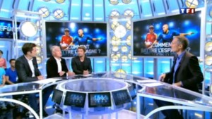 Replay Tlfoot du 7 Octobre avec Didier Deschamps