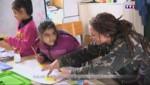 Calais : une école pour les enfants de la Jungle