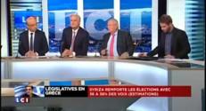 Jacques Myard, et la purge de la politique monétaire grecque