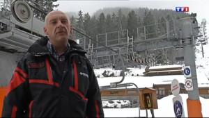 Le 20 heures du 20 décembre 2013 : Les stations de ski se pr�rent pour les f�s - 1713.264