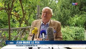 Le 20 heures du 28 juillet 2015 : Nouvelle victoire judiciaire pour Jean-Marie Le Pen - 1235