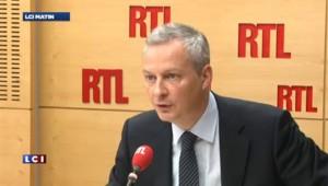 """Lemaire : """"Cette affaire de justice peut devenir une affaire d'Etat"""""""