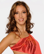 Silvia - En comptition - Danse avec les stars