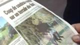 Match tragique dans le Haut-Rhin, un suspect entendu