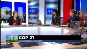 """Corinne Lepage sur la COP21 : """"Il y a un sujet qui fâche beaucoup, c'est l'argent"""""""