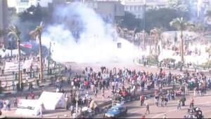 Egypte : manifestation au Caire, 28/11/12
