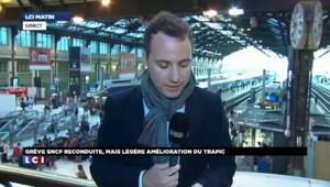 Grève SNCF : troisième jour de galère et beaucoup de lassitude