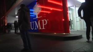 La folle nuit au siège de l'UMP