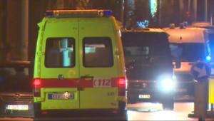 Le 20 heures du 15 janvier 2015 : Opérations anti-terrorisme : la police fédérale belge frappe fort - 2037.888