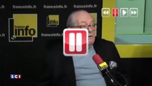 """""""Les noirs courent plus vite (...) qu'est-ce qu'il y a de scandaleux à reconnaître ça"""" s'interroge Le Pen"""