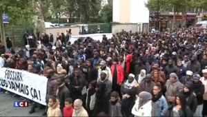Aubervilliers : marche blanche après le meurtre d'un adolescent de 16 ans
